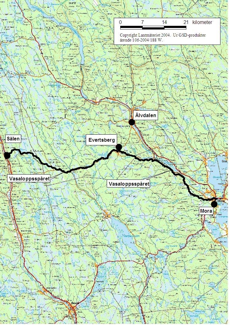 vasaloppet karta svd Vasaloppet Karta Sträckning | skinandscones vasaloppet karta svd